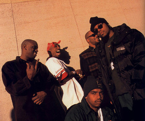 90s, black, and tupac image