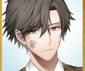 jumin han, mystic messenger, and jumin image
