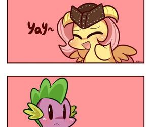 chibi and my little pony image