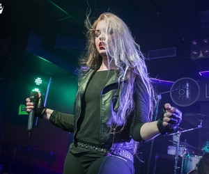 long hair, singer, and the agonist image