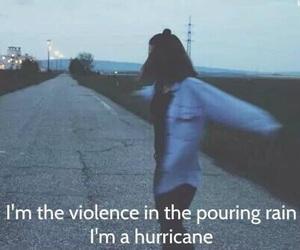 hurricane, halsey, and grunge image