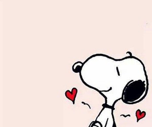 snoopy, wallpaper, and cute image