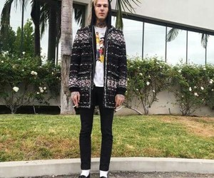 jesse rutherford, the nbhd, and hoodlum image