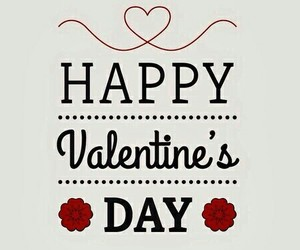 love, happy, and valentine image