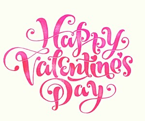 love, valentine, and pink image