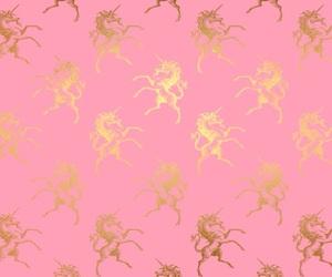 art, rose, and unicorns image