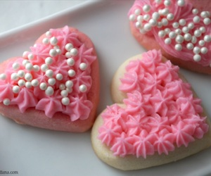 Cookies, sweet, and love image