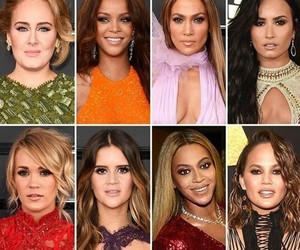 grammys, los angeles, and red carpet image