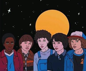 gif, stranger things, and aesthetic image