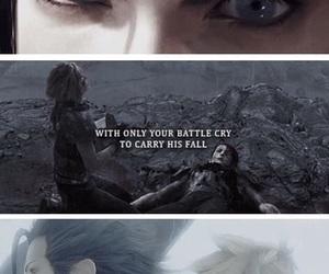 anime, boy, and final fantasy image