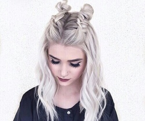 fashion, hairstyle, and nice image