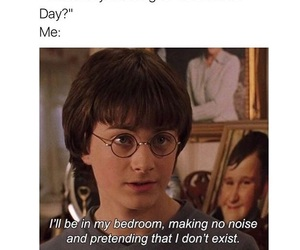 harry potter, funny, and single image