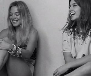 girls, Lea Seydoux, and adele exarchopoulos image