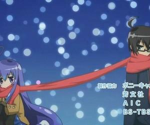 acchi kocchi, fan art, and anime couple image
