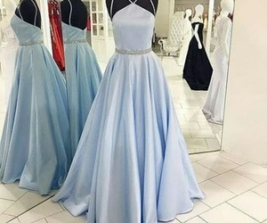 dress, Prom, and girl image