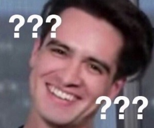 brendon urie and reaction image