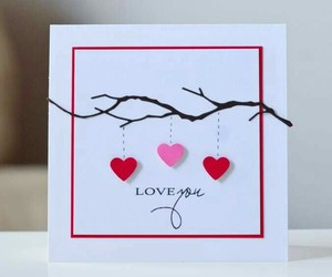 card and love image