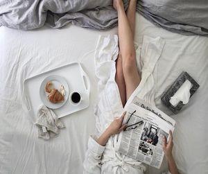 fashion, grey, and morning image