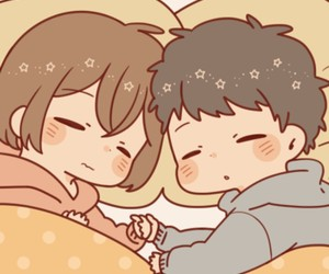 couple, dreams, and cute image