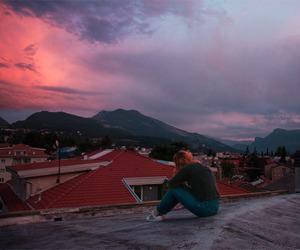 alternative, sunset, and aesthetic image