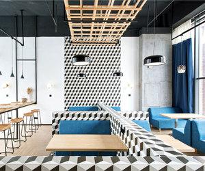 decor, interior design, and restaurant image