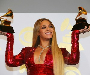 beyoncé and grammy 2017 image