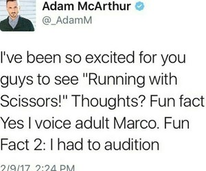 running with scissors, marco diaz, and disney xd image