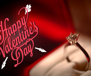 fashion, Valentine's Day, and jewelry image