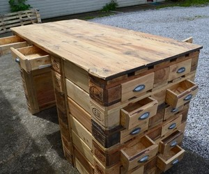 pallet ideas, pallet projects, and pallet plans image