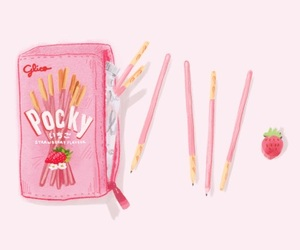 pink and pocky image