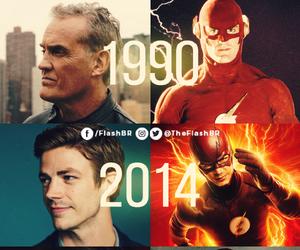 flash, dc comics, and ezra miller image
