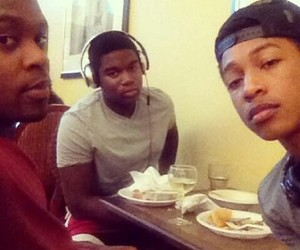 jacob latimore, aml ameen, and maze runner image