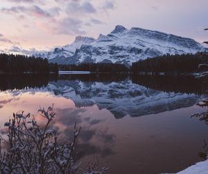 adventure, beautiful, and snow image