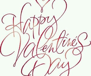valentine, happy valentines day, and Valentine's Day image