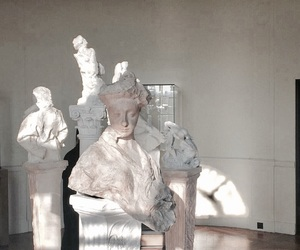 art, aesthetic, and statue image