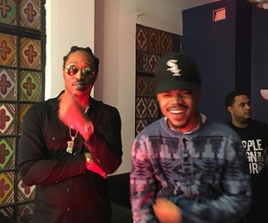 future, rapper, and chance the rapper image