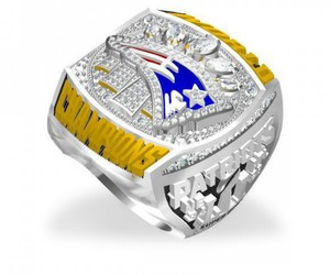 2016, new england, and championship ring image