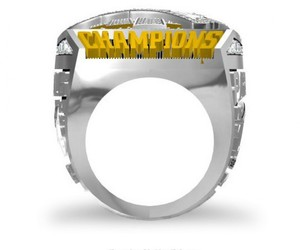 2016, New England Patriots, and championship ring image