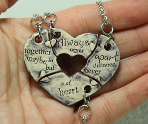 bff, etsy, and heart image