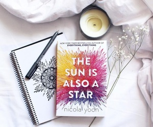 book, star, and books image