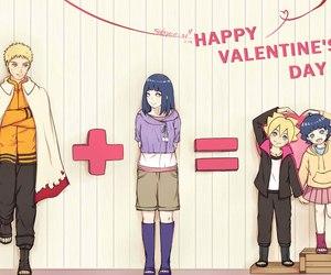 anime, anime couple, and hinata image