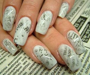 nail art design, nail art designs, and stamping nail art image