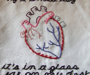craft, embroidery, and fabric image