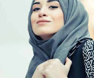 hijab, الحجاب, and محجبات image