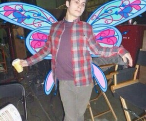 fairy, funny, and dylan o'brien image
