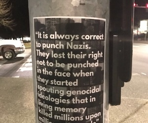 english, quote, and antifa image