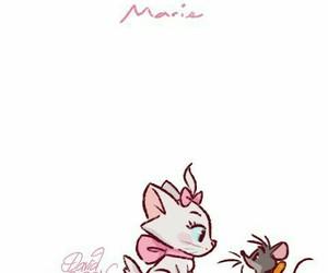 disney, marie, and cat image