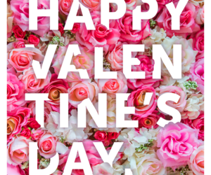 clipart, heart, and valentine image