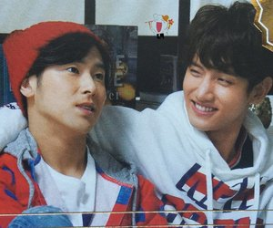changmin, group, and max image
