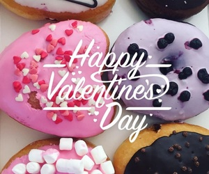 colors, love it, and donuts image